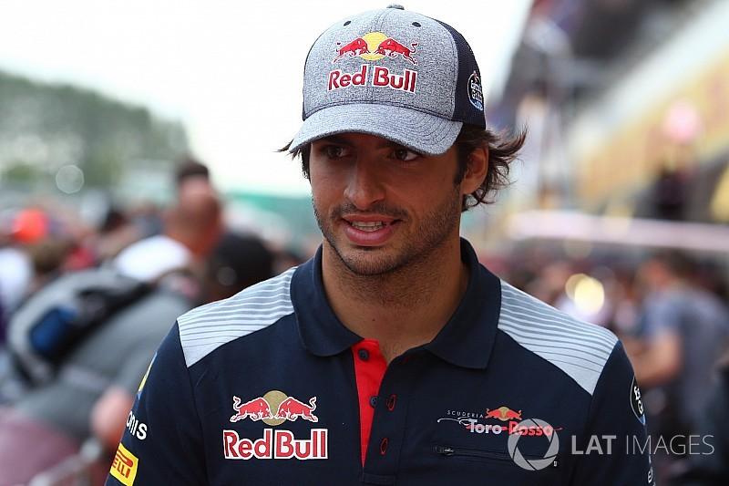 """Red Bull dice que sólo liberaría a Sainz por """"el precio correcto"""""""