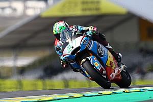 Moto2 Raceverslag Morbidelli verslaat Bagnaia en Luthi in Franse Grand Prix