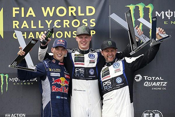 رالي كروس تقرير السباق رالي كروس: كريستوفرسون يقتنص الفوز من هانسن في بلجيكا