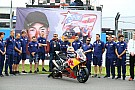 La Superbike rende omaggio a Hayden sulla griglia di Donington