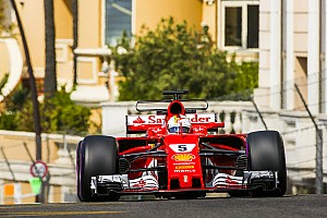Monaco GP 3. antrenman: Vettel resmen uçtu!