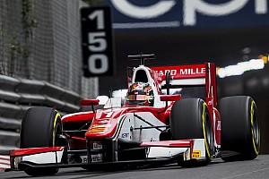 FIA F2 Reporte de calificación Leclerc, pole en Mónaco con investigación abierta