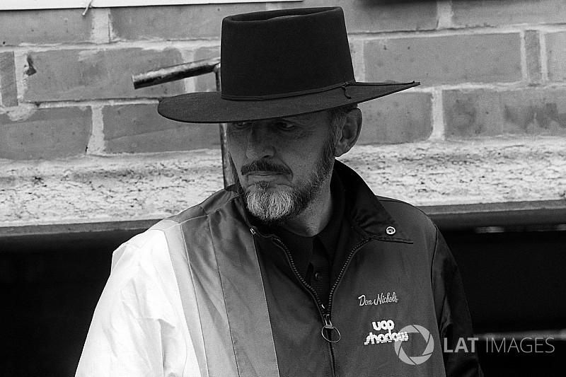 Don Nichols, oprichter van Shadow, overleden op 92-jarige leeftijd