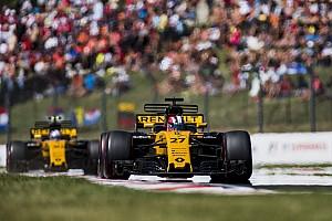 F1 Noticias de última hora Hulkenberg alaba el paquete de actualización de Renault
