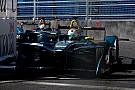 Formula E Turvey marca el paso en el primer día de test de Fórmula E