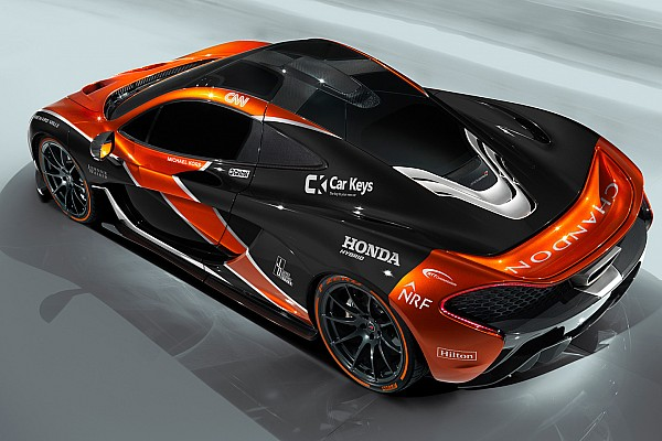 Automotive Toplijst In beeld: Supercars in F1-kleurenschema's