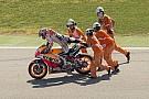 MotoGP Gagal raih pole, Marquez akui kesalahannya