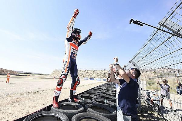 MotoGP Márquez, plus jeune pilote à atteindre la barre des 60 victoires en GP
