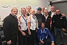 Алонсо відвідав британський етап чемпіонату світу з картингу