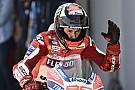 Sans pression et sur une piste favorable, Lorenzo ambitieux à Motegi