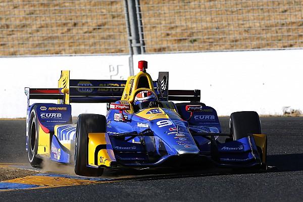 Marco Andretti e Rossi si scambiano i sedili in vista della IndyCar 2018
