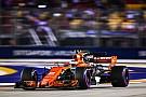 A leglátványosabb képek Szingapúrból: Vettel tarolt szombaton a Ferrarival