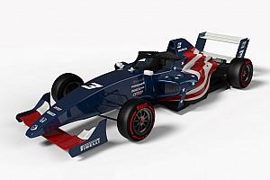 Formule 3 Actualités La F3 Amérique dévoilée avec le Halo