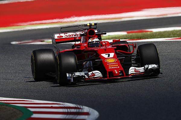 Formel 1 2017 in Barcelona: Ergebnis, 3. Training
