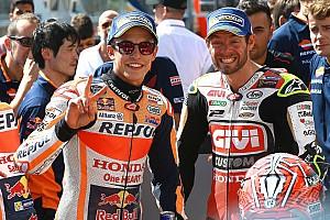 MotoGP Últimas notícias Márquez e Rossi na primeira fila: imagens do sábado em Brno