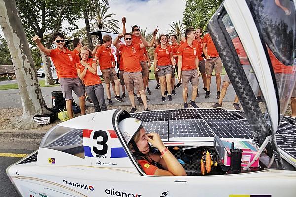 Algemeen Nieuws Nuon Solar Team voor de zevende keer kampioen
