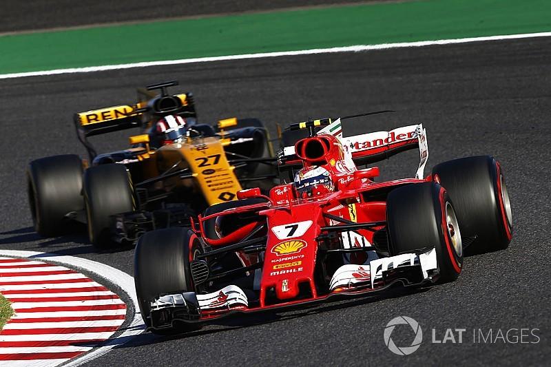 Räikkönen versenye messze nem volt ideális