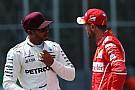 F1 Hamilton advirtió a Vettel de no faltarle al respeto tras Azerbaiyán