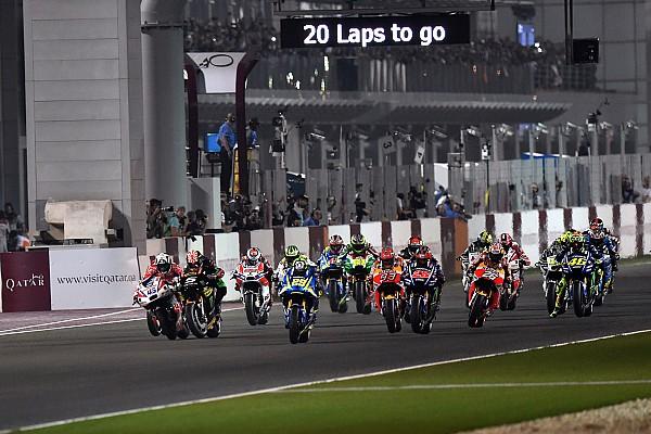 MotoGP Буря в пустыне. Главные события Гран При Катара