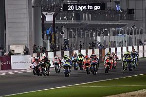 Qatar MotoGP: Vinales beats Dovizioso in epic duel
