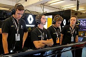 Formule Renault Actualités La Formule Renault Eurocup investit le paddock F1