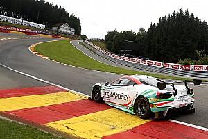 Blancpain Endurance Qualifying report Spa 24 Hours: Ferrari's Calado grabs pole by 0.057s