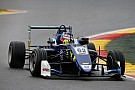Евро Ф3 Габсбург впервые выиграл гонку Ф3
