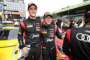 Фрейнс і Леонард вибороли титул у Blancpain Sprint