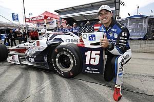 IndyCar Reporte de calificación Rahal logra la pole y Gutiérrez es 19°