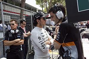 Forma-1 BRÉKING A Renault Perezt akarja Palmer helyére?!