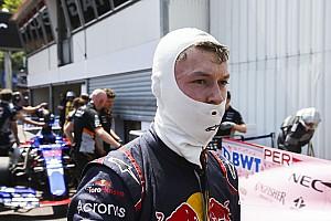 Формула 1 Новость Квят раскритиковал Переса за «атаку в стиле PlayStation»