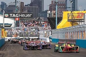 Formula E Noticias de última hora La FE podría incorporar una serie de autos de turismo eléctricos