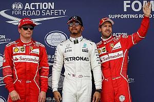Formula 1 Qualifying report British GP: Hamilton takes pole, despite investigation scare
