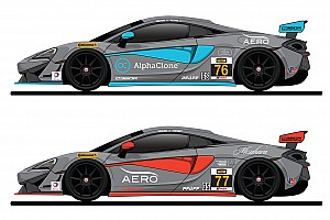 IMSA Others Breaking news CTSC: C360R expands GS-Class effort and introduces McLaren 570S GT4