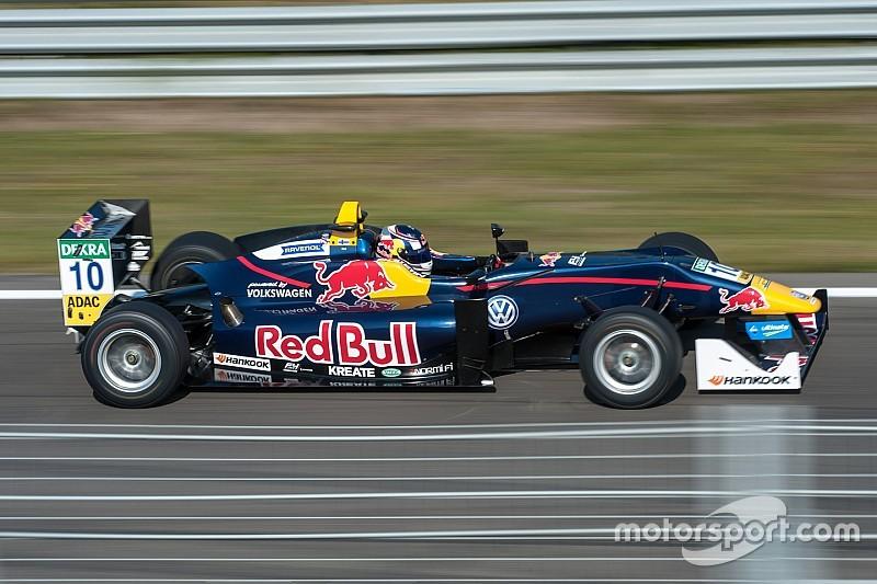 Red Bull adds Ticktum, Verhagen to junior roster