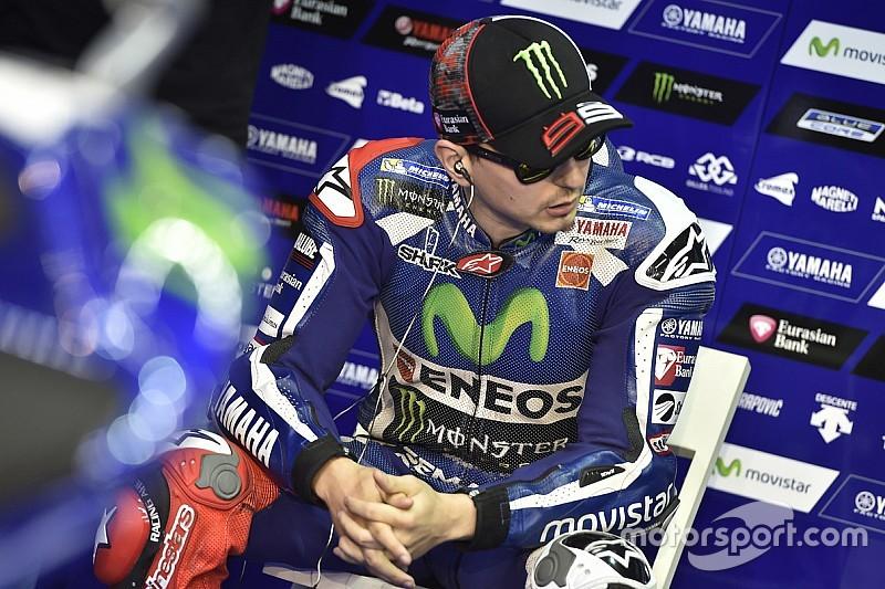 В Yamaha не собираются уговаривать Лоренсо