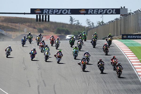 CEV Moto2 Algarve: Odendaal dekati gelar juara, Dimas tembus lima besar