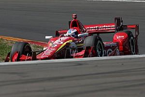 IndyCar Отчет о тренировке Диксон стал лучшим во второй тренировке