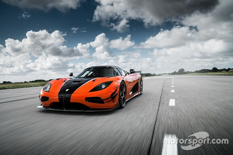 Koenigsegg Agera XS: Exclusieve variant van Agera RS