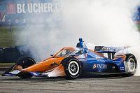 ロードアメリカ:ディクソン、レース1で圧巻の開幕3連勝。佐藤琢磨9位