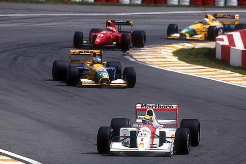 Le jour où Senna a provoqué la colère de Schumacher