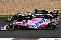 Renault veut que Racing Point perde un maximum de points