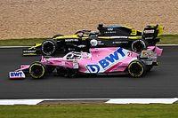 Cuatro equipos apelarán la sanción a Racing Point por su copia