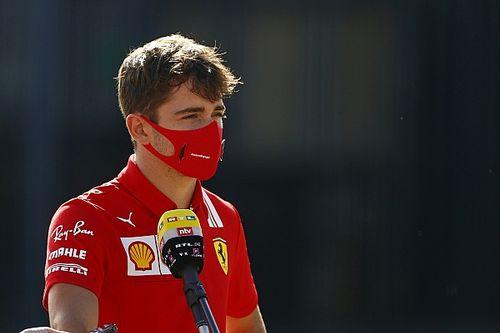 """Leclerc: """"Peggiorati? No, questo è il nostro vero valore"""""""