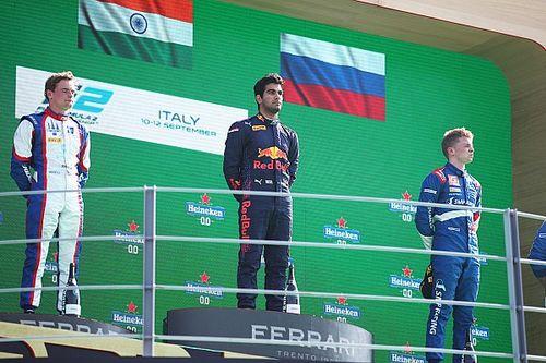 F2 Monza: Daruvala domina y gana su primera carrera