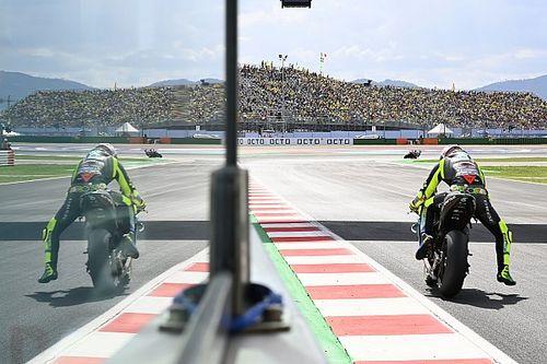 """Rossi: """"Necesitaría un doble que atendiera a los compromisos"""""""