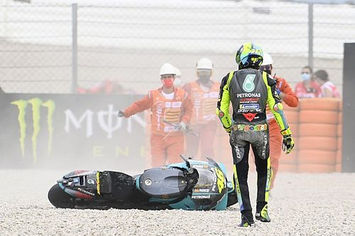 1500 días sin ganar marcan la inminente decisión de Valentino Rossi