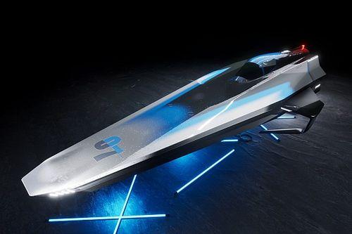 Le bateau électrique du championnat E1 dévoilé