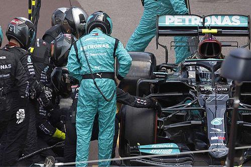 F1 Tech: Hoe de pitstop van Bottas 43 uur kon duren