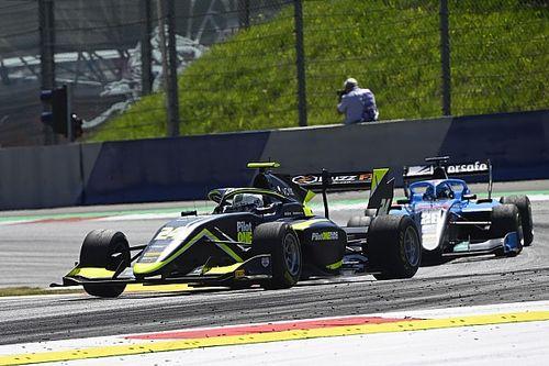 Austria F3: Hand injury forces Kaylen Frederick to withdraw